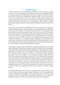 Initial National Communication, under UNFCCC, September 2000 - Page 6