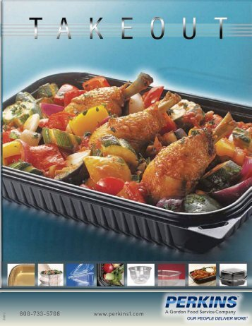 Takeout Brochure - Perkins