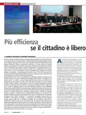 Leggi l'articolo del Prof. Gabriele Pelissero ed Ermanno Ripamonti ...
