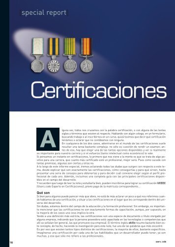 Certificaciones - Willy .Net