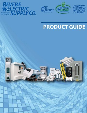 PRODUCT GUIDE - Revere Electric