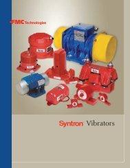 Syntron® Vibrators - FMC Technologies