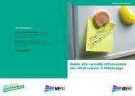 Guida alla raccolta differenziata - Comune di Bologna