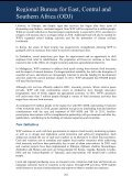 Regional Bureau for East, Central and Southern Africa (ODJ) - Page 4