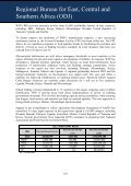 Regional Bureau for East, Central and Southern Africa (ODJ) - Page 5