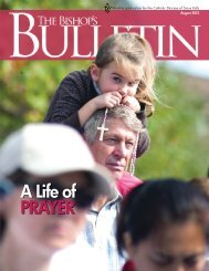 View PDF Version of Bulletin - Catholic Diocese of Sioux Falls