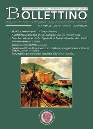 Settembre 2008 (pdf - 912 KB) - Ordine Provinciale dei Medici ...