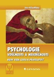 Psychologie vděčnosti a nevděčnosti - eReading