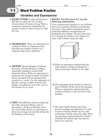 Worksheets Glencoe/mcgraw-hill Word Problem Practice Answers glencoe mcgraw hill algebra 2 worksheet answer key math word problem practice answers worksheets for algebra