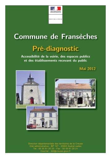 Commune de Fransèches