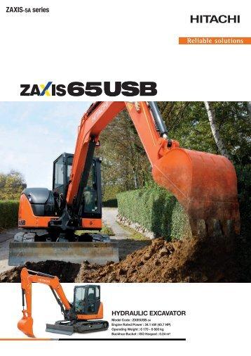 ZX65USB-5 - HM Plant