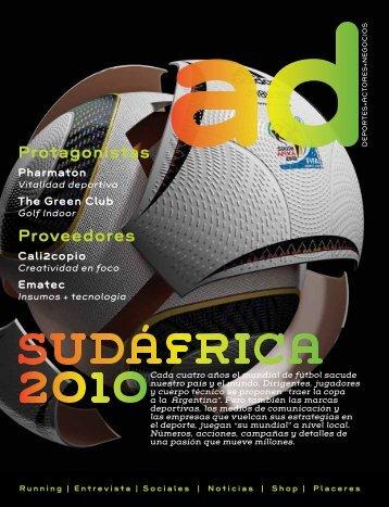 Protagonistas Pharmaton -  Revista ad