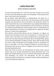 Bienen im Antiken Rom - Bienenzuchtverein Sulzbach-Rosenberg ...
