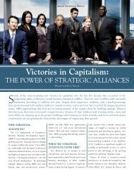 Victories in Capitalism: - Forbes Special Sections