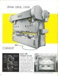 Lodge & Shipley Press Brakes Brochure - Sterling Machinery - Page 4