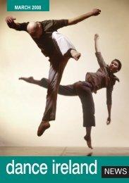 March 2008 Newsletter:January 2008 Newsletter ... - Dance Ireland