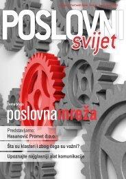 Poslovni Svijet MAJ 2012 - ProCredit