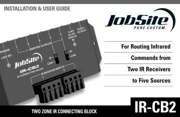 IR-CB2 - Solid Signal