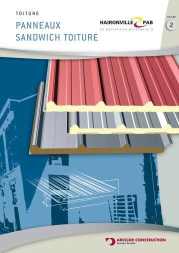 haironville pab panneaux sandwich de. Black Bedroom Furniture Sets. Home Design Ideas