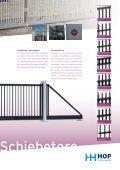 Robusto Gate Schiebetore - Hop Hekwerken - Seite 3