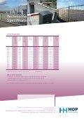 Robusto Gate Schiebetore - Hop Hekwerken - Seite 4