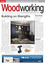 Building on Strengths - Solutions for Wood