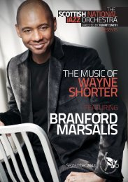 Size: 10 MB 28th Sep 2013 Branford Marsalis concert programme