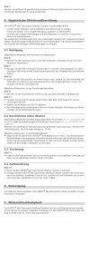 Pari Vortex - Gebrauchsanleitung (PDF Document size: 308 KB - Seite 4