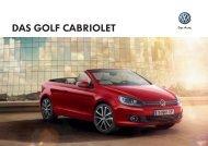 DAS GOLF CABRIOLET - Volkswagen