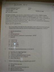 class 2009 autumn test #2 file