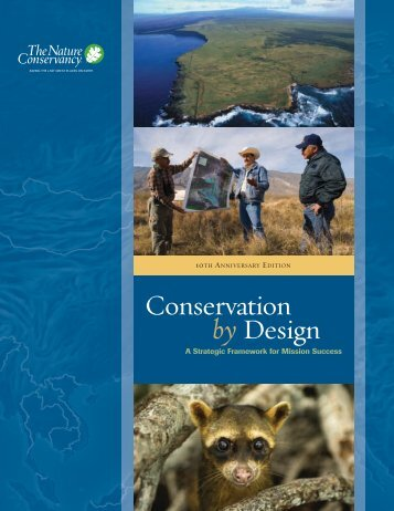 by Design Conservation - The Nature Conservancy