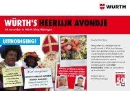 uitnodiging! - Würth Nederland