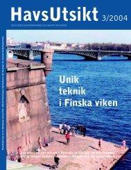 HavsUtsikt nr 3,2004 - Havet.nu