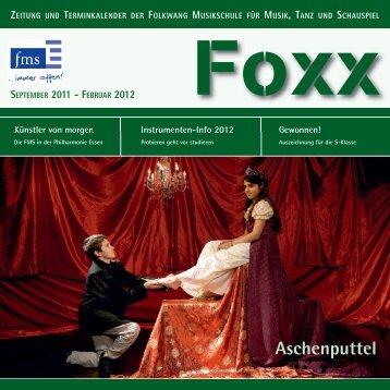 Foxx 20 - Essen