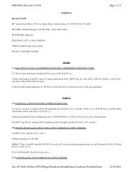 Page 1 of 3 PERFIDIA Revised 3/10/96 12/26/2001 file://D:\Web ...