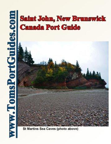 SaintJohn-NB-12-01-2012 - Toms Port Guides