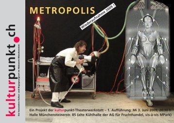 Metropolis - kulturpunkt