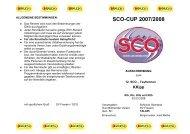 SCO-CUP 2007/2008 - Schiclub Oberland