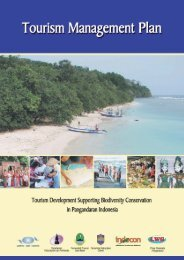 Tourism Management Plan - unwto