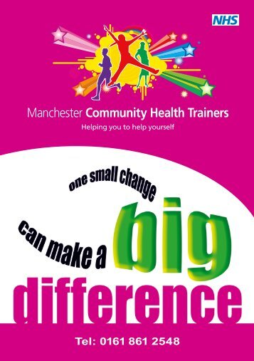 Manchester Community Health Trainers - Manchester Public Health ...