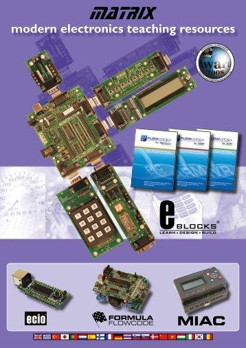 modern electronics teaching resources - Elektor