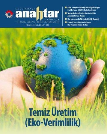 Eko-Verimlilik - Verimlilik Genel Müdürlüğü - Bilim, Sanayi ve ...