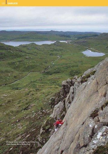Gairloch - Scottish Rock Volume 2 - Pesda Press