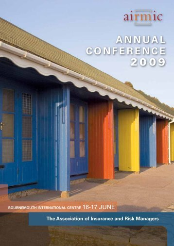 Conference Brochure 2009 - Guernsey