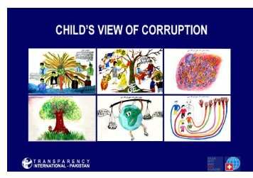 Childs View of Corruption......Booklet - Transparency International ...