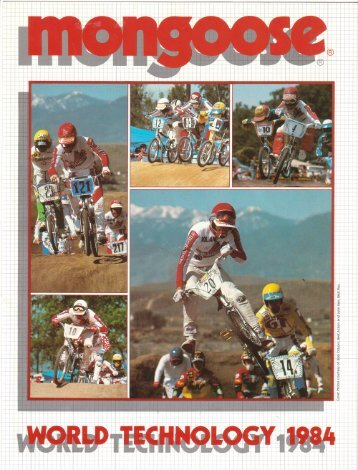 84 mongoose catalog - Vintage Mongoose