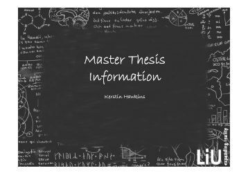 phd thesis quality the views of examiners Thesis writing significance of the study the specific contribution of your thesis study to the society as well as to the phd thesis quality the views of examiners.