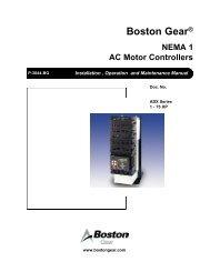 Boston Gear 32198 M2024-16 Bear-N-Bronz Bearing