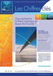 Que représente la filière logistique en Basse ... - (CCI) d'Alençon
