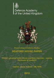 to get the file - Defence Academy of the United Kingdom